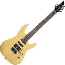 Guitarra Tagima Memphis Mg230 Natural Estilo Tagima Vulcan