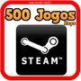 500 Keys Jogos Steam Pc Originais Mega Oferta Mercado Livre