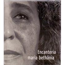 Cd Maria Bethânia - Encanteria - Novo***