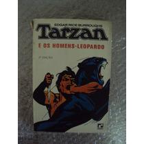 Tarzan E Os Homens-leopardo - Edgar Rice Burroughs