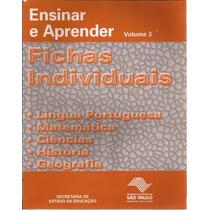 Ensinar E Aprender Vol. 3 Fichas Individuais