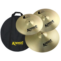 Kit Pratos Krest L Series Lset1 14 16 20 Com Bag !!!