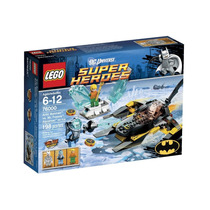 Lego 76000 Artic Batman Contra Mr. Freeze: Aquaman No Gelo