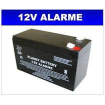 Bateria Selada 12v 7a Alarme, Nobreak, Cerca E Outros...