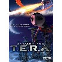Dvd Batalha Por Tera Filme Infantil Dvd Original