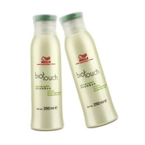 Kit 2 Shampoos Wella Biotouch Danificados Alisados 2x 250ml