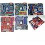 5x Placa-mãe Lga Socket 775 Processador D Core Duo Ddr2