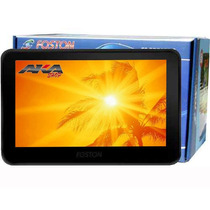 Gps Foston Automotivo 3d 710 Tela Lcd 7.0 Tv Digital 3d710