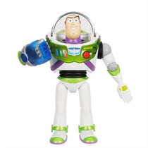 Boneco Toy Story Buzz Lightyear Super Golpe - Mattel
