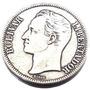 1 Bolivar 1936 Da Venezuela Moeda Antiga Em Prata 900 M3611