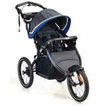 Carrinho De Bebe Kolcraft Sprint Pro Jogging Stroller, Azul