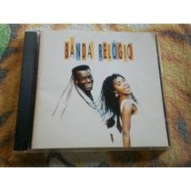 Cd Banda Relógio - Levada Do Tambor / Frete Gratis