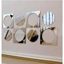 Espelho Decorativo Acrílico 100x50cm Quarto Sala