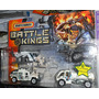 Matchbox Battle Kings Military (lacrado, Raro)