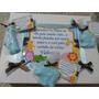 Caixa C/ 100 Lembrancinhas Para Chá De Bebê Ou Maternidade