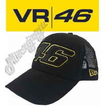 Boné Valentino Rossi Motogp Yamaha 2015 Monster Vr46 Marquez