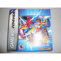 Megaman Battle Network 6 Fita Original Americana Gba Dsl
