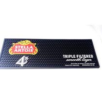 Tapete Bar Restaurante Borracha Cerveja Stella Artois 4graus