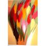 Ventura Vaso De Flores Serigrafia 70 X 50 Pop Art Linda