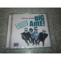 Cd - Capital Inicial Gigante Album De 2004