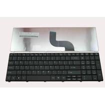 Teclado Acer Aspire E1-521 E1-531 E1-571 Br Com Ç Nsk-aub0b