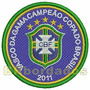 Tpc101 Vasco Rj Campeão Copa Brasil Tag Patch Bordado 8 Cm