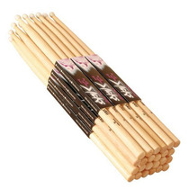 Kit Baquetas Hickory On Stage C/ 12 Pares 5b Madeira !!!