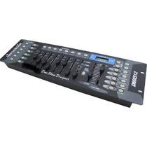Mesa Controladora Dmx512 P/ Efeitos Luz