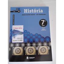 Livro Do Professor História Coleção Link 7º Ano Ibep