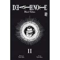 Death Note - Black Edition Volume 2 - Manga - Jbc