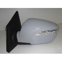 Retrovisor Esquerdo Hyundai Ix35 Pisca 87610-2s390