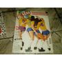 Revista Placar 1106 Futebol Feminino Agosto 1995