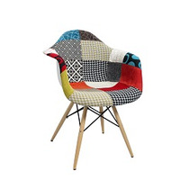 Cadeira Design Charles Eammes Pachwhork