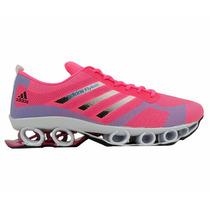 Tênis Feminino Adidas Flyknit Bounce Na Caixa Pronta Entrega