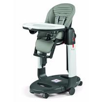 Cadeira De Alimentação Peg-perego Tatamia - Cinza