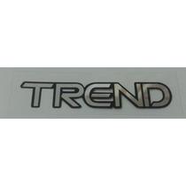 Emblema Adesivo Trend Gol Parati Saveiro Fox G4