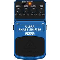 Pedal Ultra Phaser Shift Up300 - Behringer
