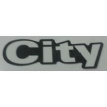 Emblema Adesivo City Gol Parati Saveiro Ótima Qualidade