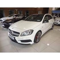 Sucata Mercedes-benz A45 Amg 2014 2015 Para Venda De Peças