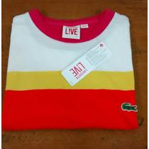 Camiseta Camisa Lacoste Original Importada