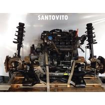 Motor E Cambio Completo Voyage E Gol 1.6 Gas.ok