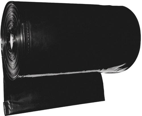 Lona Plástica Preta 4x100m + - 40 Micras 15kg 2008 - Lonax