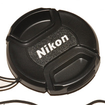 Tampa Objetiva Nikon 72ø 72mm Lens Cap - Frete R$6,90