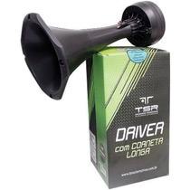 Kit Driver Profissional Tsr C/ 120wrms + Corneta + Capacitor