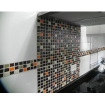 Pastilhas Adesivas Resinadas, Banheiro, Azulejo, 30x30cm
