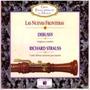 Cd / Debussy, Strauss = Imagenes, Estudios, Ultimas Cancione
