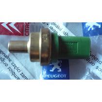 Sensor Temperatura Água Peugeot 2008 206 207 208 Verde