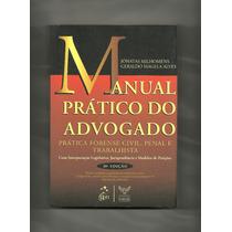 Livro - Manual Pratico Do Advogado