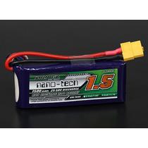 Bateria De Lipo Turnigy Nano-tech 1500mah 3s 11.1v 25~50c