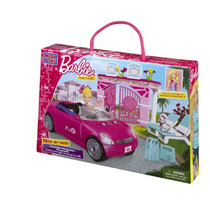 Mega Bloks Barbie - Convertible - 80223